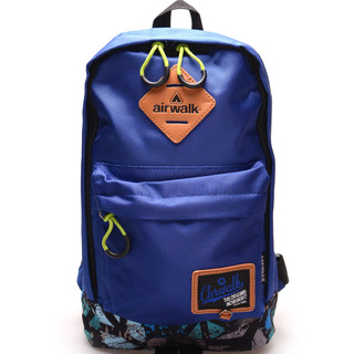 AIRWALK Jungle Waterproof mini Backpack for iPad - Blue