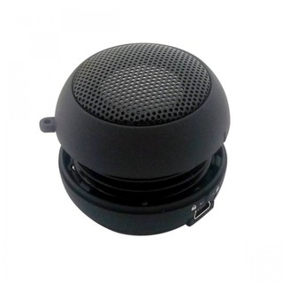 Portable Expandable Mini Speaker  - Black