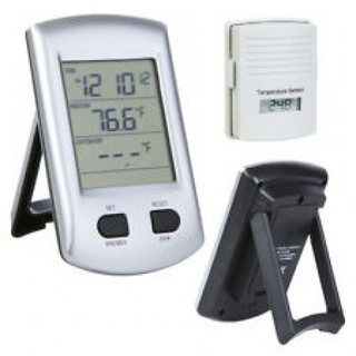 Wireless Hydro Thermometer Controller