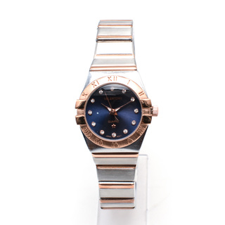 VALENTINO WOMEN'S ANALOG WATCH 20121858-TWO TONE - BLUE DIAL