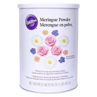 WILTON MERINGUE POWDER 16OZ (17075)