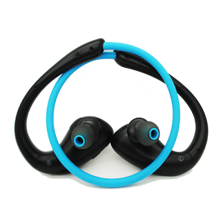 Awei A880BL Wireless Sport Bluetooth V4.0 Earhook Earphone (Blue)