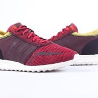 ADIDAS LOS ANGELES (RED BLACK) (S42018)