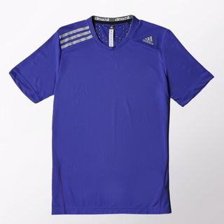 ADIDAS CLIMACHILL TEE (BLUE ) (S20302)