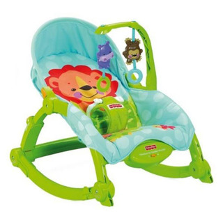Fisher Price Precious Planet Newborn-to-Toddler Portable Rocker   (PP-FP-PP-PRTBLEROCKR)