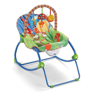 Fisher Price 0306 Infant to Toddler Rocker   (PP-FP-TR)