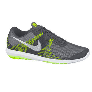 NIKE FLEX FUEL - GREY/ WHITE (705298-005)