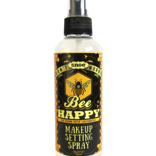 Snoe Don't Worry Bee Happy Makeup Setting Spray 200ml