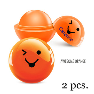 CARELINE EMOJI LIP BALM (2 PCS.)