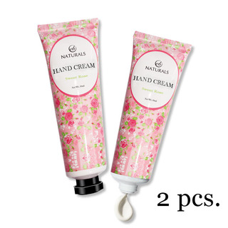 NATURALS HAND CREAM 50 ML - SWEET ROSE (2 PCS)