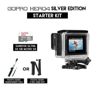 GoPro Hero 4 Starter Kit