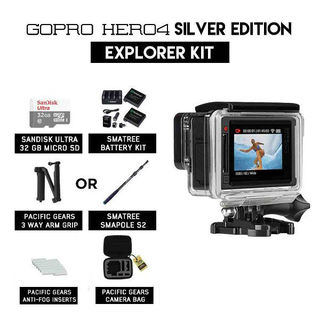 GoPro Hero 4 Explorer Kit