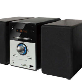 RCA Micro Hi-Fi System with USB, SD  (MS9012)