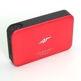 Airborne Tech Booster 14,000 mAh Powerbank - Red
