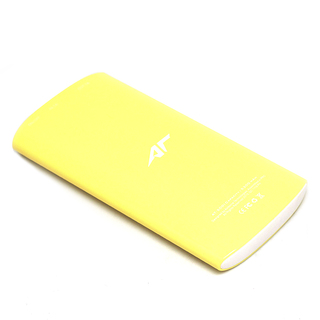 Airborne Tech Slim 5,300 mAh Powerbank - Yellow