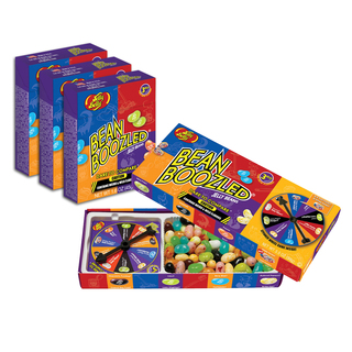 Jelly Belly Bean Boozled Spinner Gift Box & Flip Top Bundle