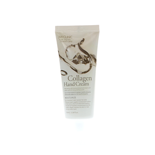 3W Clinic Collagen Hand Cream Moisturizing and Anti-Aging 100ml