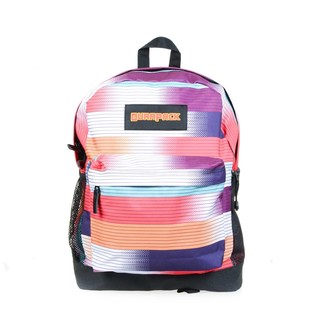 DURAPACK CAMPUS HERO BACKPACK (STRIPE TRIO)