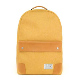 Venque Classic Laptop Backpack - Yellow