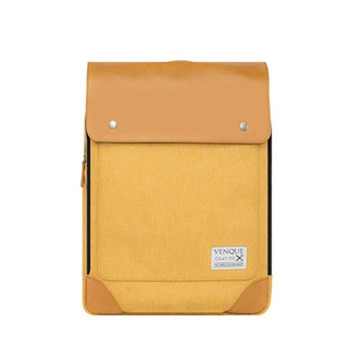 Venque Flatsquare HER Laptop Bag - Yellow