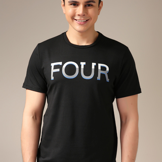The Perfect White Shirt DIVERGENT: FOUR TATTOO SHIRT (Men's) Tee