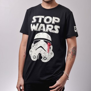 The Perfect White Shirt STOP WARS (Unisex) Tee
