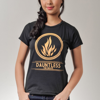The Perfect White Shirt DAUNTLESS (Female) Tee