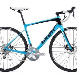 Giant Bicycle - DEFY ADVANCED 3 PEARL BLUE M
