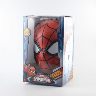 Marvel 3D Deco Light Spider-Man Mask