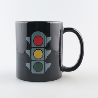 Iyach Heat Activated Mug Traffic Light
