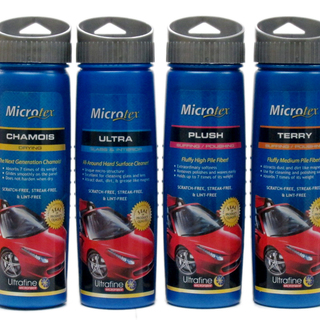 Microtex PACKAGE CAR CARE KIT LAZ-800A (SET OF 4)