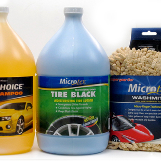 Microtex PACKAGE CAR CARE KIT LAZ-1500B (SET OF 3)