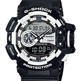 CASIO G-SHOCK WATCH (GA-400-1A)