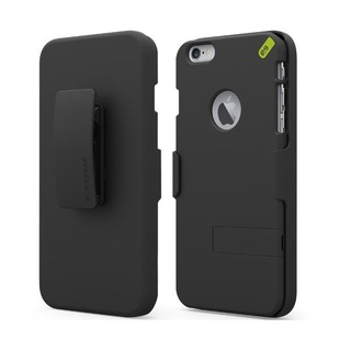 Pure Gear Hip Case for iPhone 6 - Green& Black
