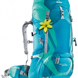 Deuter Slim Line Hiking Backpack ACT Lite 35 + 10 SL (33400)
