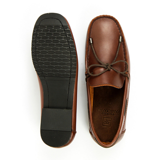 Filipino Handcrafted Shoes Emilio Chestnut