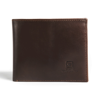 Filipino Handcrafted Men's Wallet - Rizal (Benguet Stars)