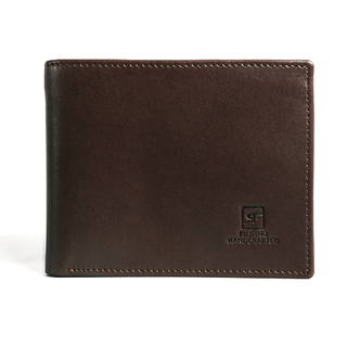 Filipino Handcrafted Men's Wallet - Mabini (Sinanbituin- Violet 2)