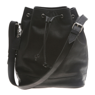 Fletcher and Derby Women's Bags - The Bucket in Black