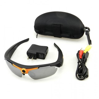 720P with 170 Degree HD Sunglasses Action Sports Camera