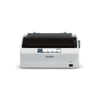 Epson LX310 Dot Matrix Single Function Printer  (WHITE)