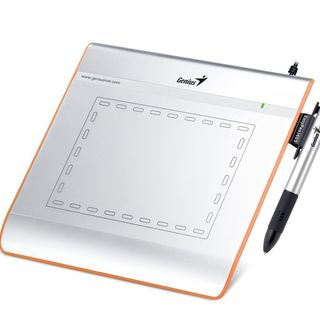 Genius Easy Pen i405 Graphic Tablet  (WHITE)