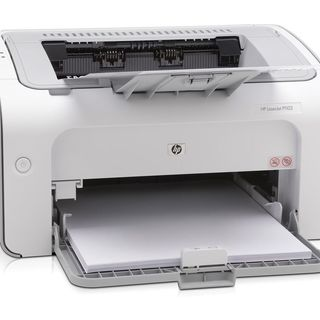 HP P1102 LaserJet Printer (White)