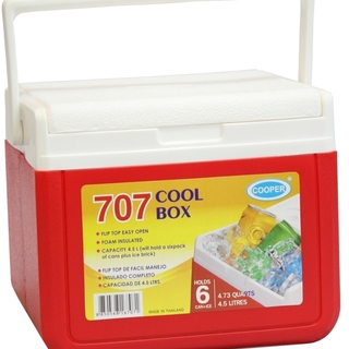 COOL BOX 4.5 LITERS (GA-707)