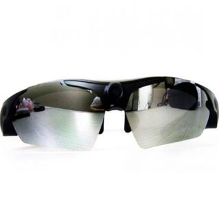 720P with 170 Degree Wide-Angle Sports Hidden Camera Sunglasses